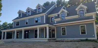 Sherborn Single Family Home For Sale: 56 South Main