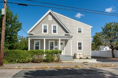 Quincy Condo/Townhouse New: 72 Main St #2