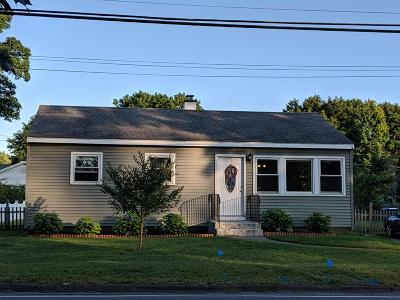 Westborough Single Family Home For Sale: 163 Lyman