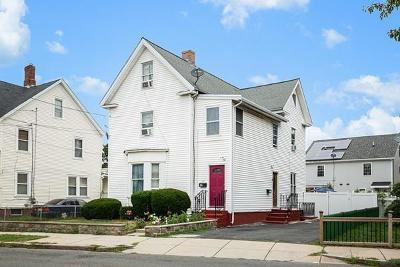 Revere Single Family Home Contingent: 44 Beach St