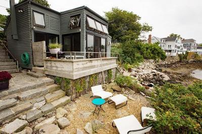 Rockport Single Family Home For Sale: 11 Atlantic Avenue
