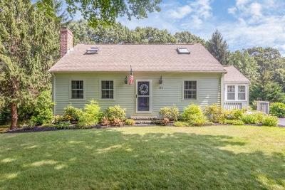 Pembroke Single Family Home For Sale: 252 High Street