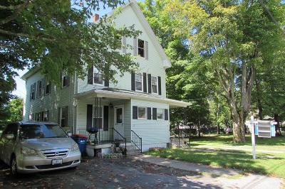 Seekonk Multi Family Home For Sale: 21-23 Bourne