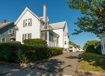 Lynn Single Family Home For Sale: 41 Ashland St