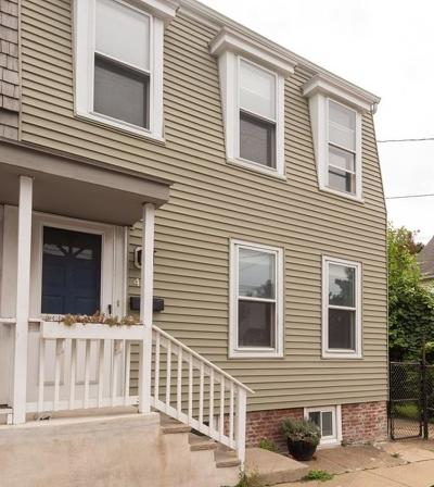 Boston Single Family Home For Sale: 441 Frankfort St