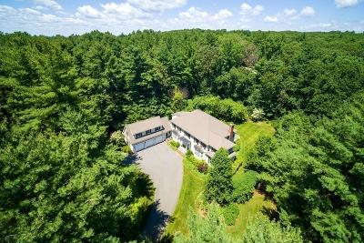 Weston Single Family Home For Sale: 40 Indian Hill Road