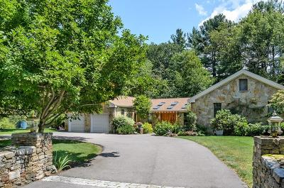 Weston Single Family Home For Sale: 2 Shady Hill Rd