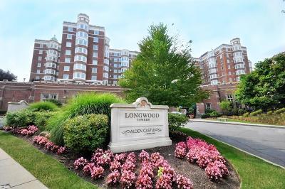 Brookline Condo/Townhouse For Sale: 20 Chapel St #C805
