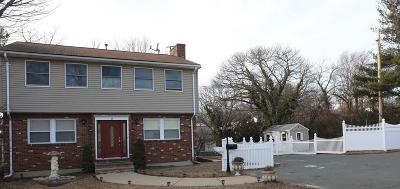 Medford Single Family Home For Sale: 16 Worster Street