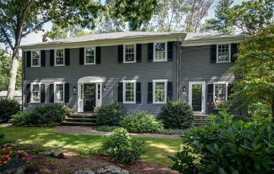 Sherborn Single Family Home Price Changed: 4 Oldfield Dr