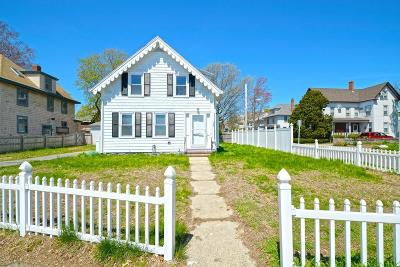 Lynn Single Family Home For Sale: 157 Ocean St