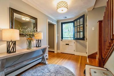 Milton Single Family Home For Sale: 58 Lodge St