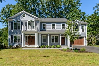 Wellesley Single Family Home Price Changed: 28 Maurice Road