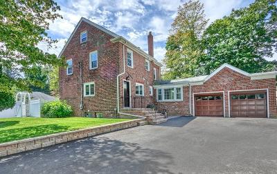 Brookline Single Family Home Contingent: 5 Grassmere Rd