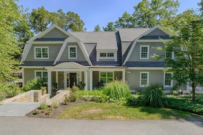 Wellesley Single Family Home For Sale: 2 Dewing Path