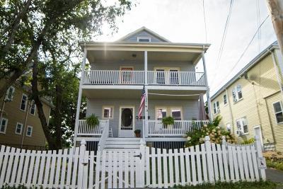 Malden Condo/Townhouse Under Agreement: 88 Porter St #88