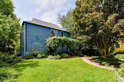 Cambridge Single Family Home For Sale: 102 Raymond Street