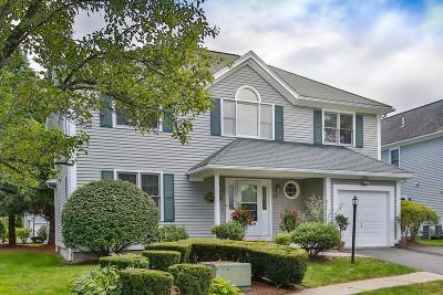 Weston Single Family Home For Sale: 17 Dickson Lane #10