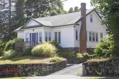 Randolph Single Family Home For Sale: 36 Canton St