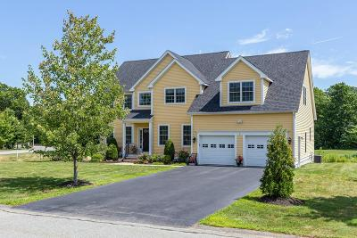 Grafton Single Family Home For Sale: 3 Silver Spruce Dr