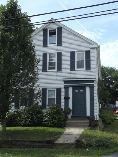 Taunton Multi Family Home For Sale: 59 Plain