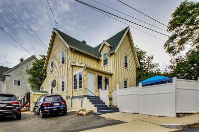 Malden Single Family Home Contingent: 72 Clark St