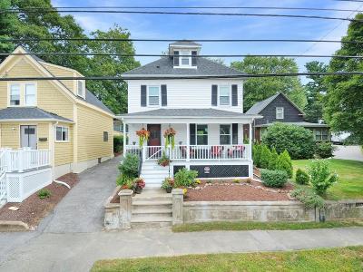 Beverly Single Family Home For Sale: 113-1/2 Bridge St