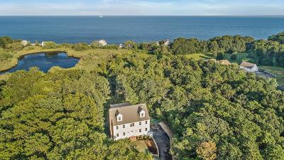 Plymouth Single Family Home For Sale: 288 Center Hill Road