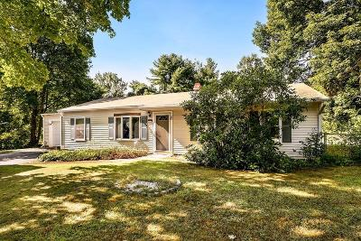 Hanover Single Family Home For Sale: 27 Monroe Rd