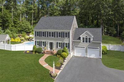 Pembroke Single Family Home For Sale: 23 Kiley Way