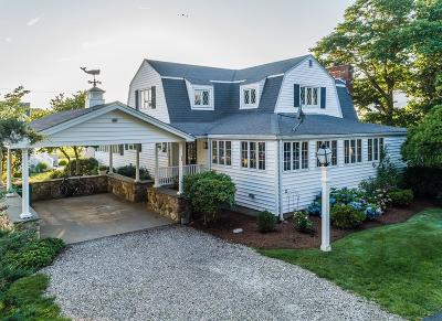 Scituate Single Family Home For Sale: 17 Buttonwood Ln