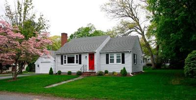 West Bridgewater Single Family Home Under Agreement: 25 Oliver Street
