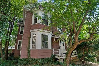 Brookline Multi Family Home For Sale: 98 Chestnut St