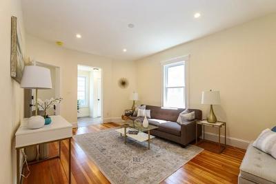 Boston Condo/Townhouse For Sale: 47 Metropolitan Avenue #1