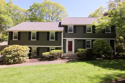Dover Single Family Home For Sale: 36 Cedar Hill Road