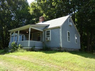 Pembroke Single Family Home For Sale: 343 High St