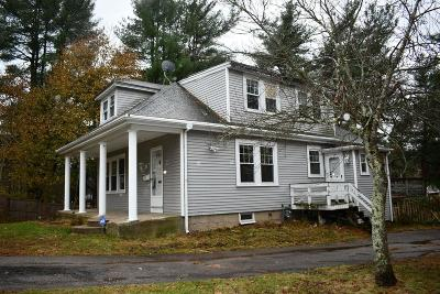 MA-Norfolk County Single Family Home For Sale: 247 Sumner St
