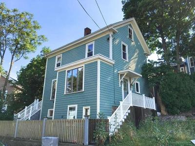 Single Family Home For Sale: 97 Forbes St