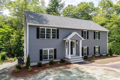 Taunton Single Family Home For Sale: 140 Willis Pond Rd