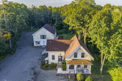 Brockton Multi Family Home For Sale: 484 Pleasant St