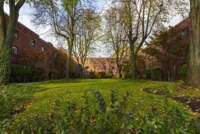 Brookline Rental For Rent: 114 Sewall #A