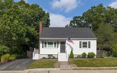 Single Family Home For Sale: 30 Oakmere St