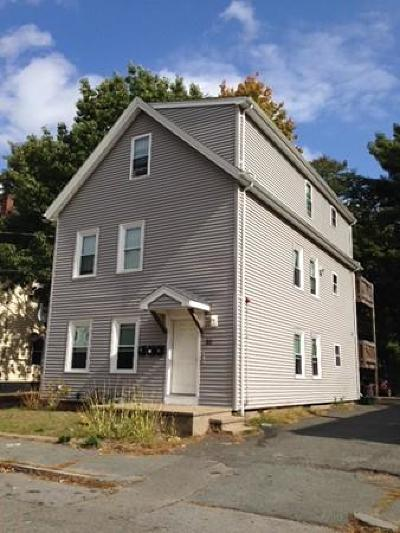 Brockton Multi Family Home For Sale: 20 Fulton Street
