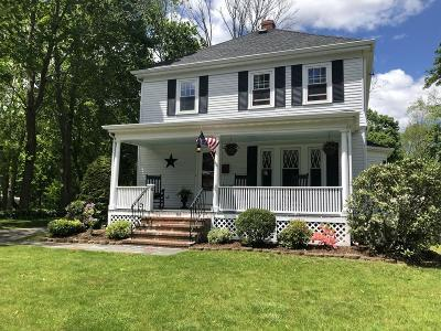 West Bridgewater Single Family Home For Sale: 516 N Elm St