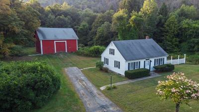 Palmer Single Family Home For Sale: 2156 Calkins Road