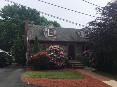 Saugus Single Family Home For Sale: 29 Westford Street
