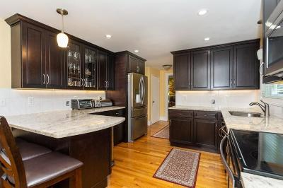Milton Single Family Home For Sale: 16 Savin St