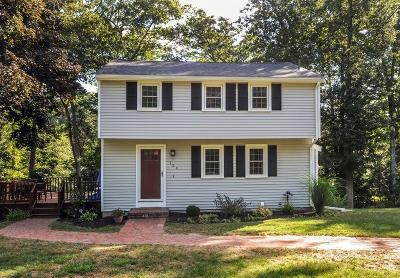 Hanover Single Family Home For Sale: 124 Old Town Way