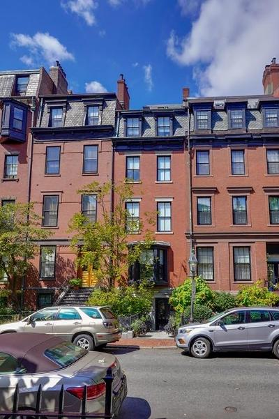 Single Family Home For Sale: 21 Brimmer Street