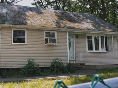 Brockton Single Family Home For Sale: 35 Oberlin Road